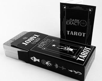 Tarot Cards clipart blank The Dark Tarot SECOND Deck