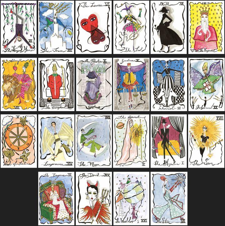 Tarot Cards clipart classic Pinterest more Decks on Decks