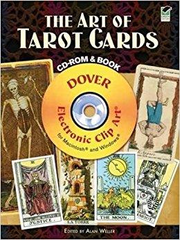 Tarot Cards clipart classic Amazon com: (Dover Tarot Cards