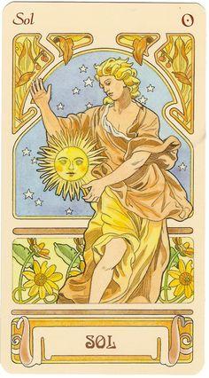 Tarot Cards clipart classic Prisma Visions Art zodiac Leo
