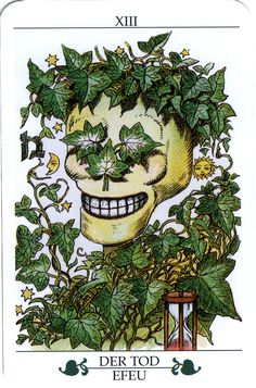 Tarot Cards clipart death The world the ghosts/ spirits