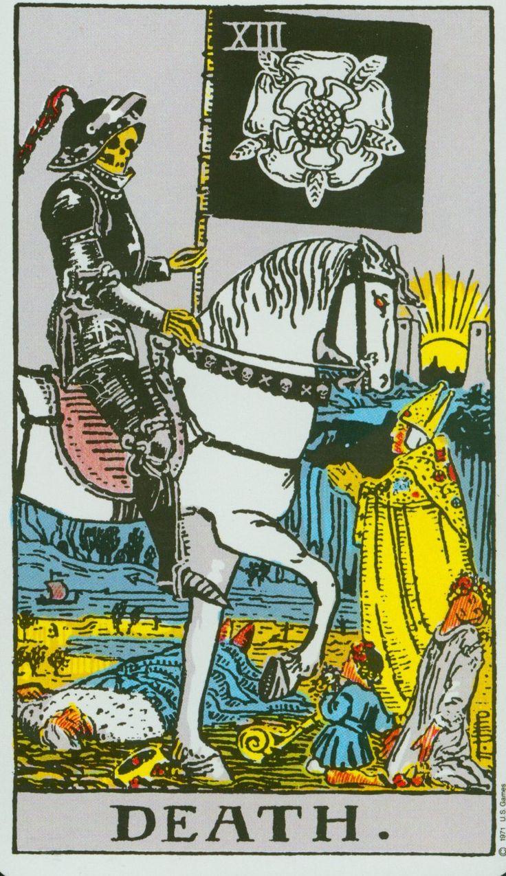 Tarot Cards clipart death Pin 102 The (Tarot card)