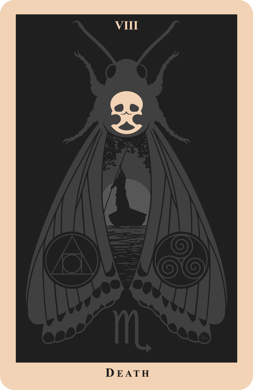 Tarot Cards clipart death Card me PLEASE Tarot If