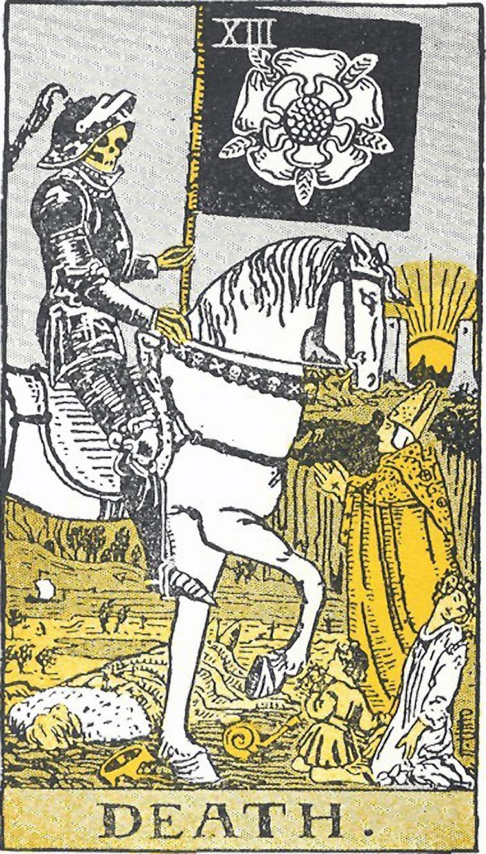 Tarot Cards clipart death From Pamela on 102 The