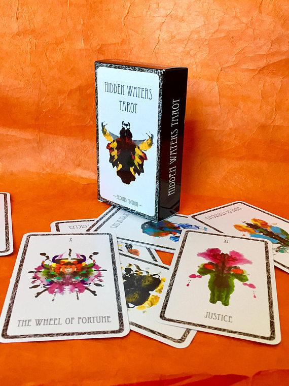 Tarot Cards clipart modern Hidden cards Tarot Deck Deck