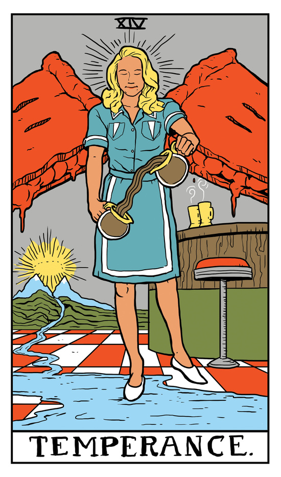 Tarot Cards clipart person Deck The Who Twin Card
