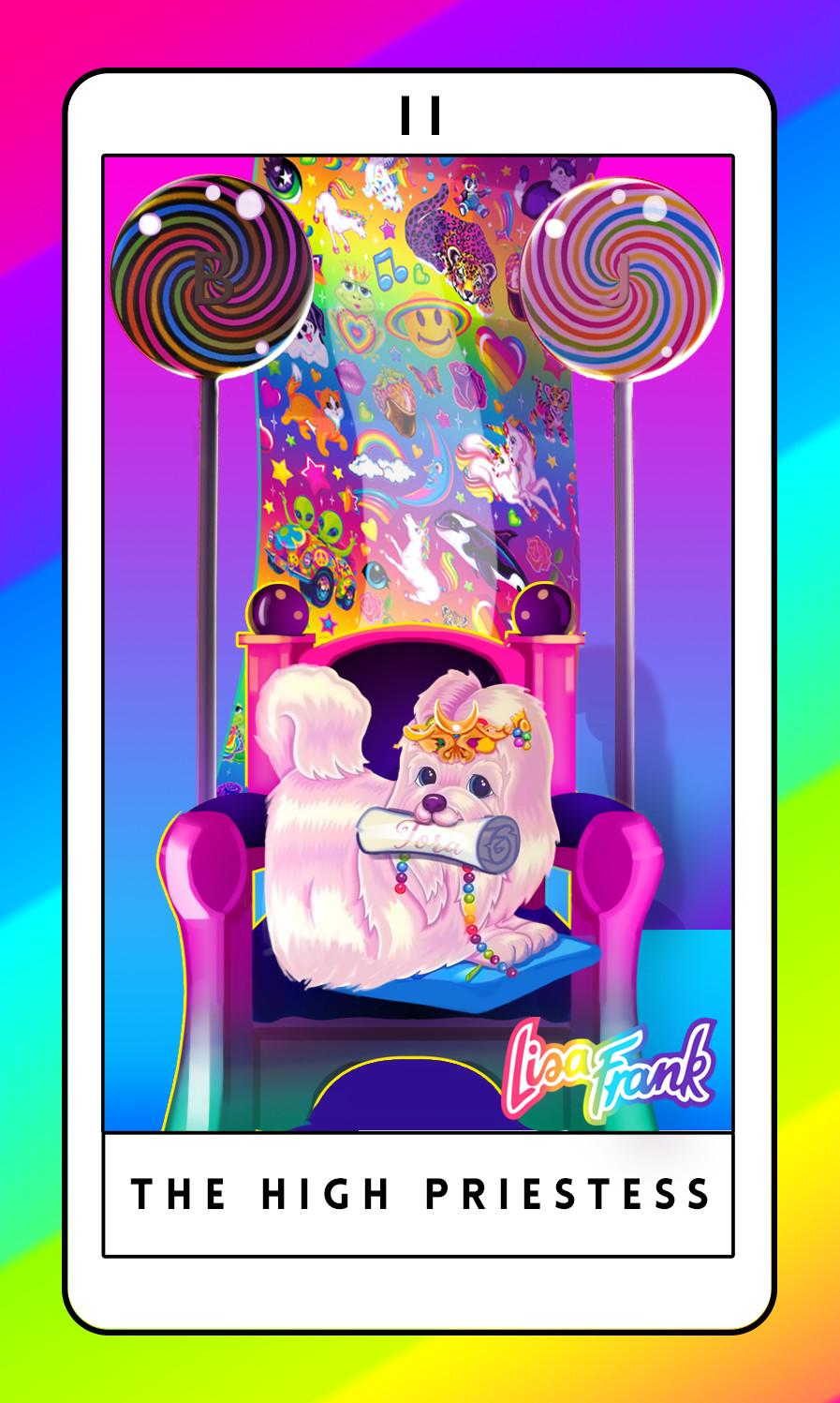 Tarot Cards clipart pink Tarot Yes  Really Designer
