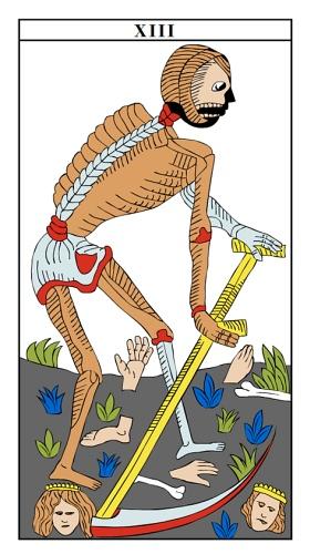 Tarot Cards clipart real Meaning Death card Tarot Tarot
