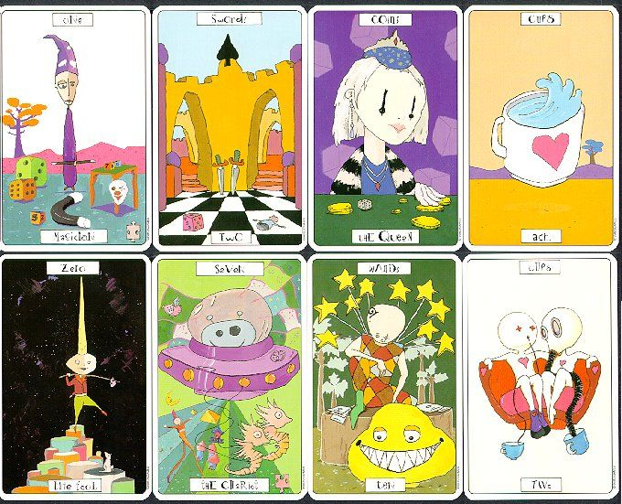 Tarot Cards clipart real Cards best I own on