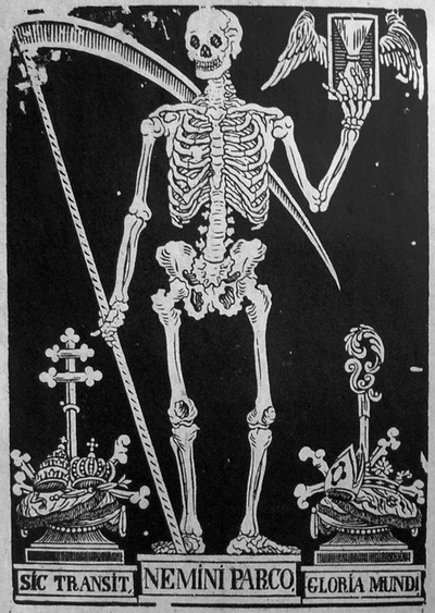 Tarotcards clipart skeleton Card Tarot Death Skeleton Skeleton