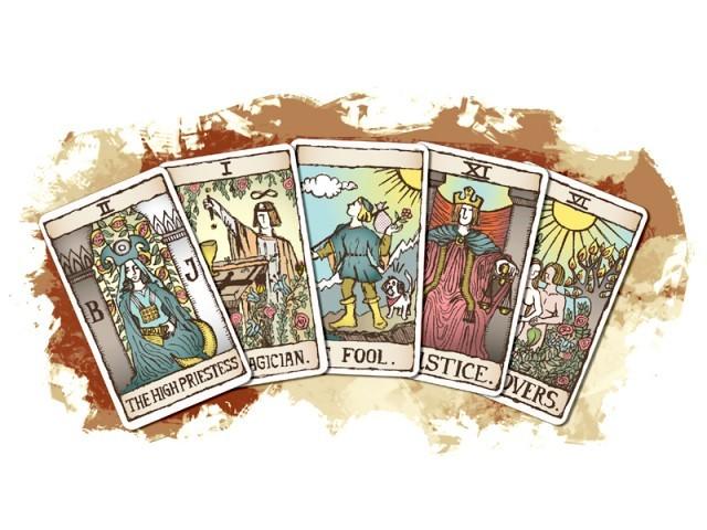 Tarotcards clipart Teller Put Cards: Syed a