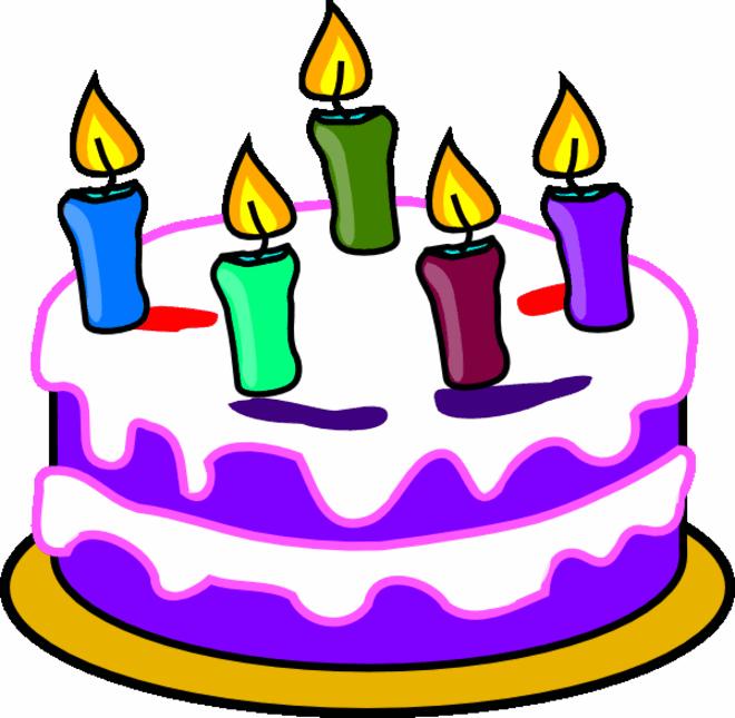 Birthday clipart birthday cake Art Png Birthday Free Panda