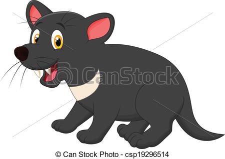 Tasmanian Devil clipart Devil Tasmanian  Vector Royalty