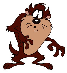 Tasmanian Devil clipart Art clip Tasmanian Clip devil