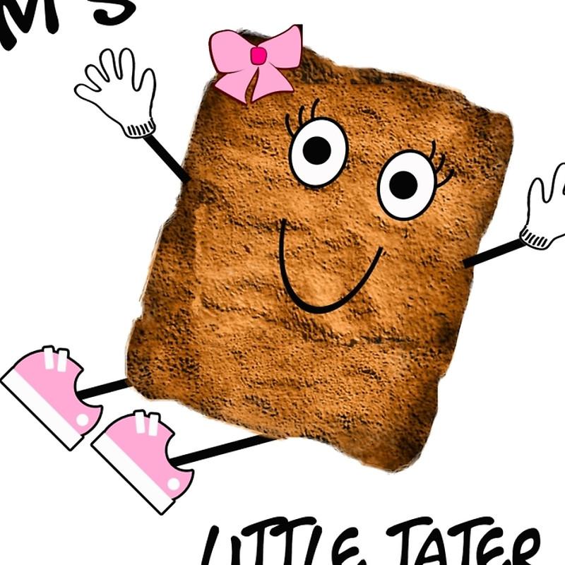Tater Tot clipart Girl