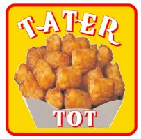 Tater Tot clipart Home