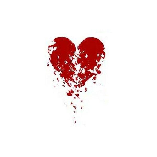 Broken Heart clipart valentine's day dance Locket Heart Pinterest Best tattoos