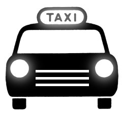 Taxi clipart vector And Clipart Photos Taxis Images