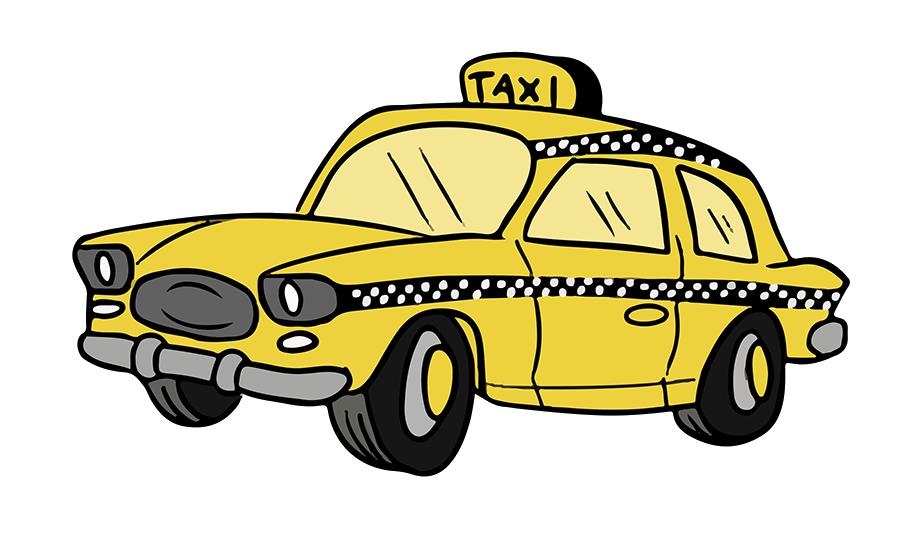 Taxi clipart Taxi to Clip Public Art