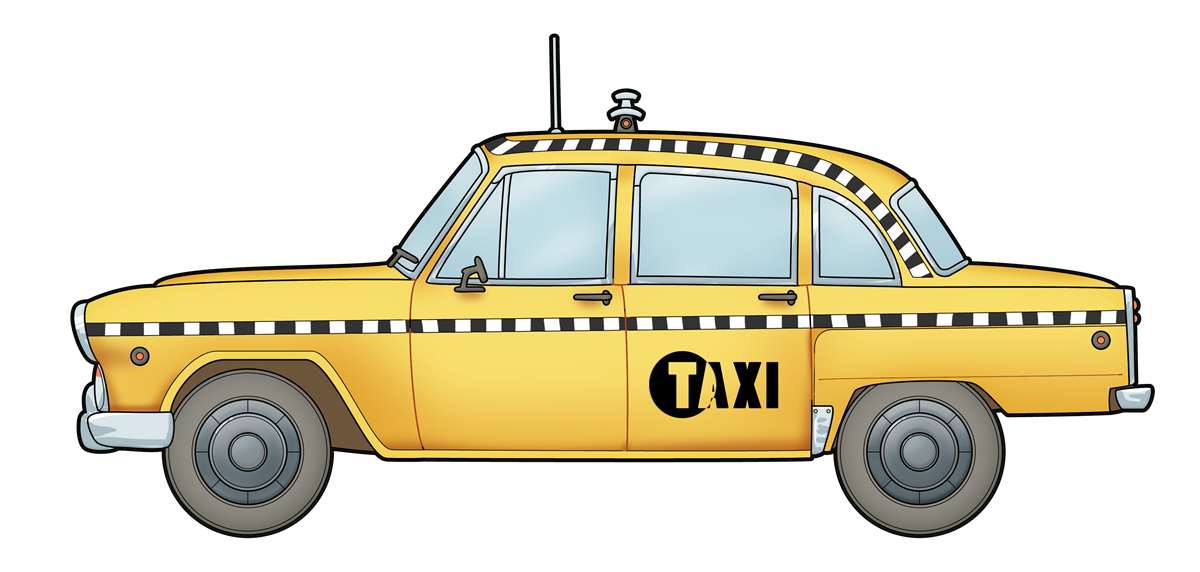 Taxi clipart cab Free clipart Taxis Clip collection