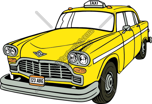 Taxi clipart cab Taxi clipart Taxis to collection