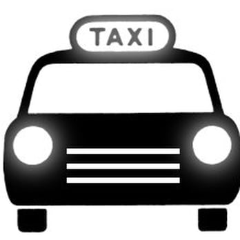 Taxi clipart cab Arlington MA Taxis Number Cabs