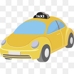 Taxi clipart car rental Free pngtree for and Download