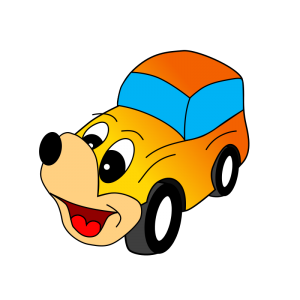 Taxi clipart car rental Clip Comic Download Yellow Taxi