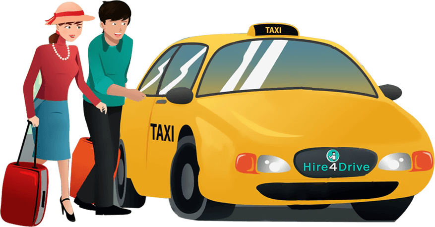 Taxi clipart car rental Rental 1 Taxi Cab for