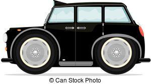 Taxi clipart london Cab Taxi Taxi of Retro