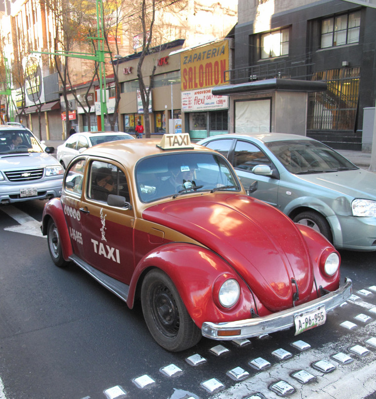 Taxi clipart mexico city Mexico City How in a