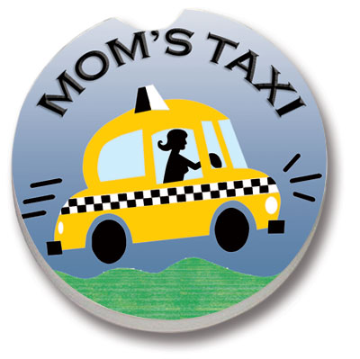Taxi clipart mom Image mom art  clip