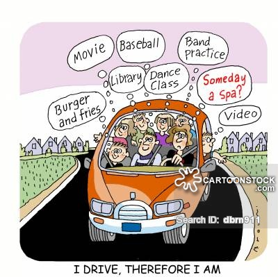 Taxi clipart mom Comics Days pictures Days 7