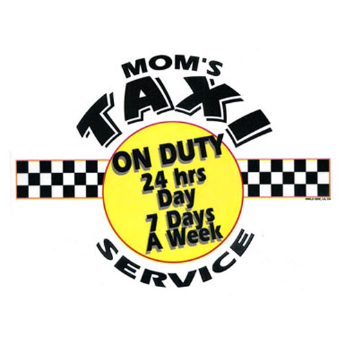Taxi clipart mom On Mom's Service Mom 5)