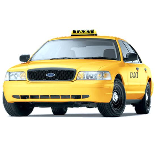 Taxi clipart transparent PNG HD Cab  Download
