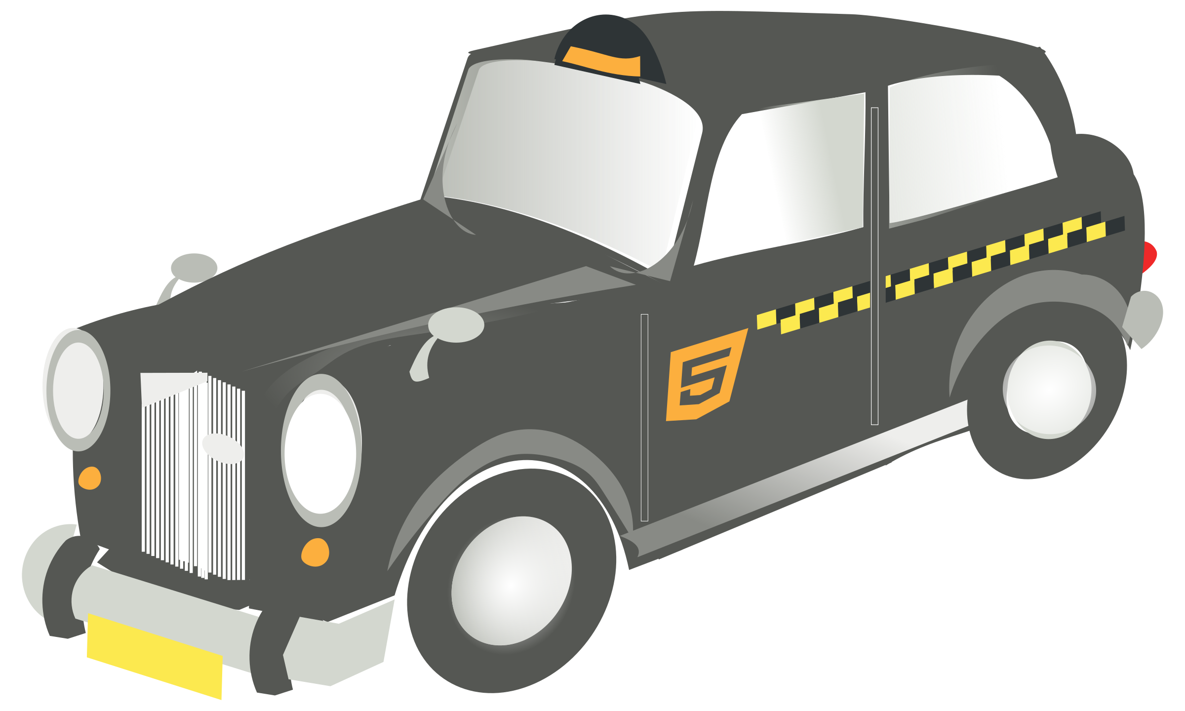 Taxi clipart transparent Taxi Clipart british old
