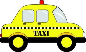 Taxi clipart van Cliparts Taxi Taxi Yellow Clipart