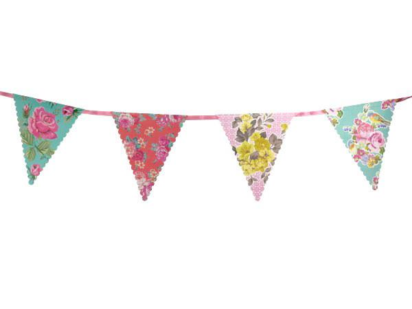 Bunting clipart afternoon tea The Decorations High Party Kit