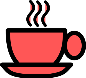 Teacup clipart red At Cup  vector Clip