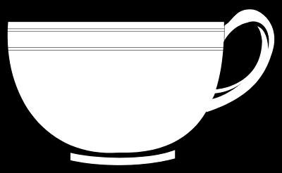 Tea Cup clipart #4