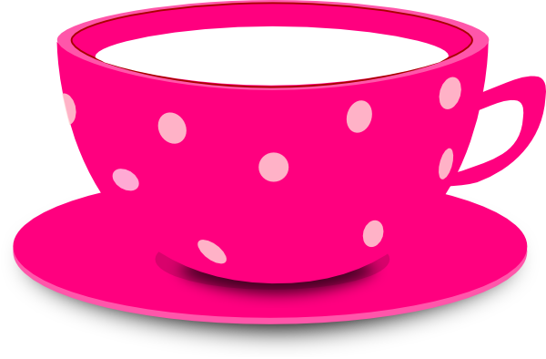 Teacup clipart liquid Free Clip Red Cup Teacup
