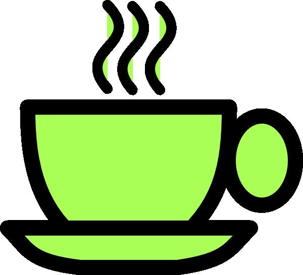 Teacup clipart green tea Cup  com as: Art