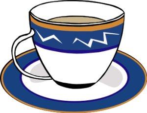 Tea Cup clipart #7