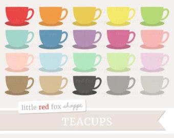 Teacup clipart kitty Clipart Clipart Teacup Clipart Design