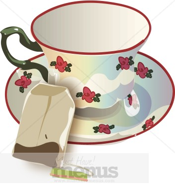Teacup clipart tea set Tea Set Tea Clipart Clipart