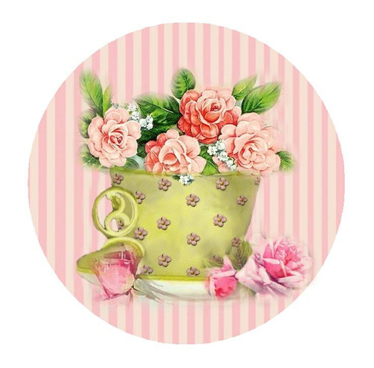 Teacup clipart tea break Break Tea Pinterest Find Pin