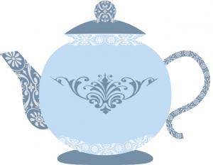 Elegance  clipart party Clip art Clip Party teapot