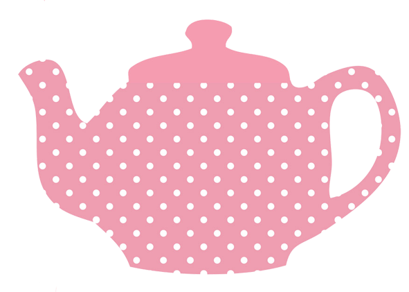 Teacup clipart tea cookie Art Savoronmorehead Party Art Party