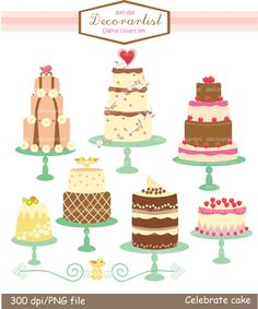 Tea Party clipart 50's #6