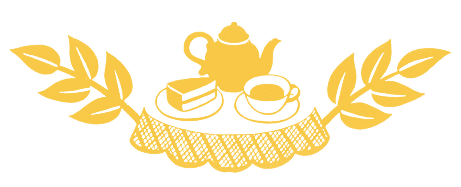 Tea Party clipart 50's #7